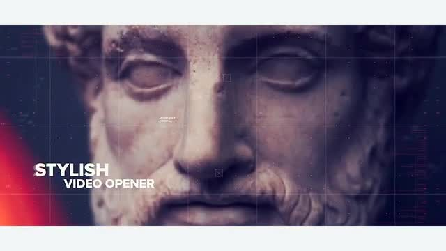 Epic Media Opener: After Effects Templates