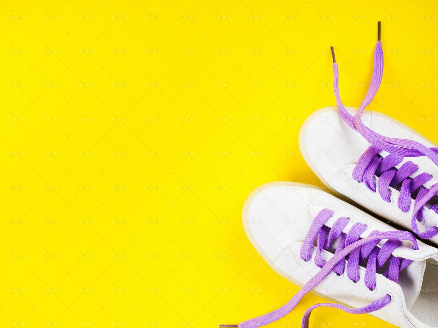 Sneakers: Stock Photos