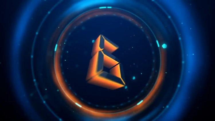 Futuristic Countdown: Motion Graphics