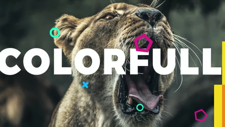 Active Upbeat Opener: After Effects Templates