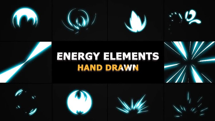 Energy Elements: Motion Graphics