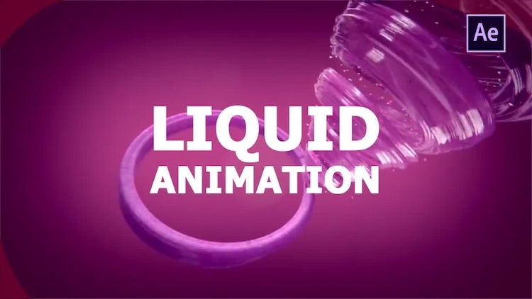 Flash FX Splash Transitions: After Effects Templates