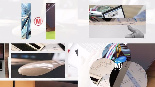 Corporate Logo Openers: After Effects Templates