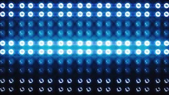 Led Light DJ Background: Motion Graphics