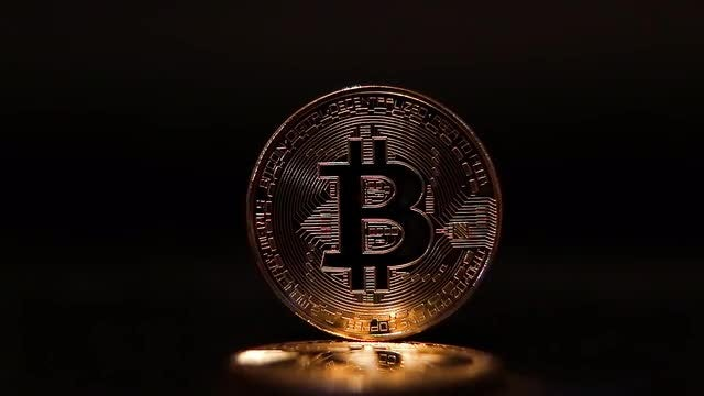 Bitcoin: Stock Video