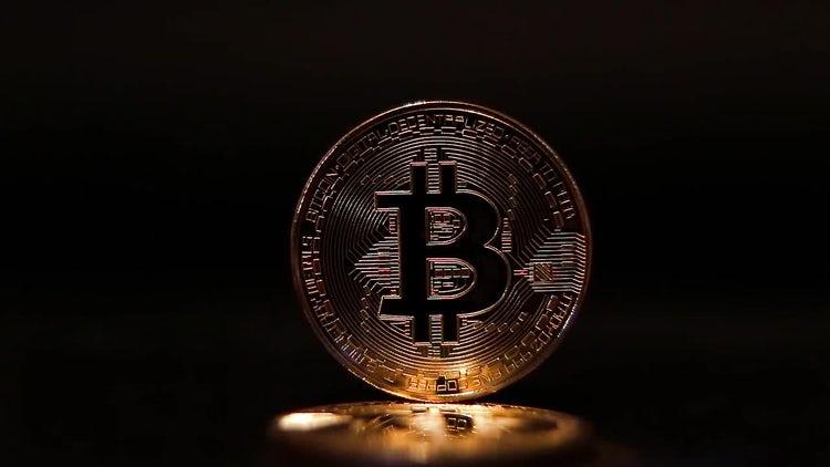 Bitcoin: Stock Video
