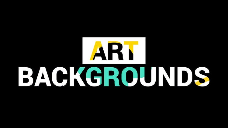 Art Backgrounds: Motion Graphics