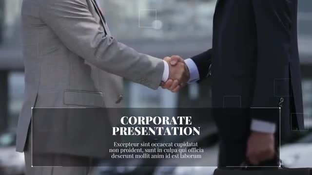 New Line Corporate: Premiere Pro Templates