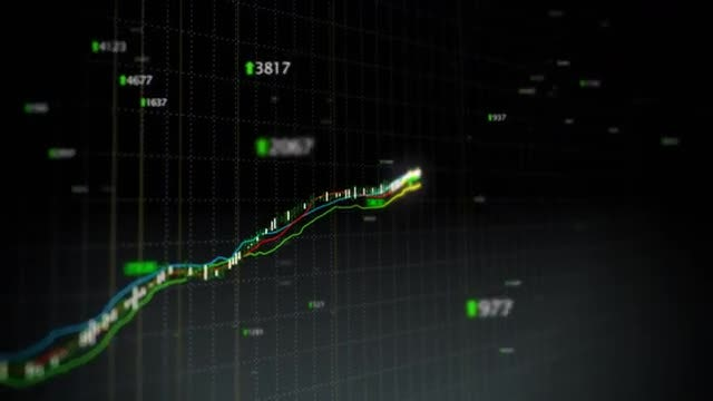Growing Stock Index: Stock Motion Graphics