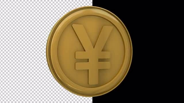 Yen: Stock Motion Graphics
