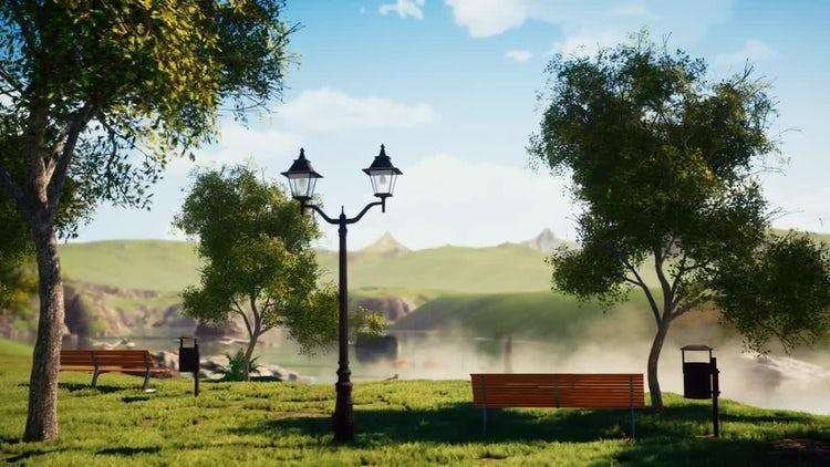 Sweet Garden: Stock Motion Graphics