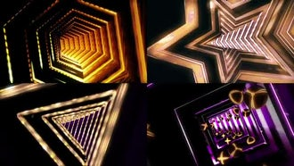 VJ Tunnels: Motion Graphics