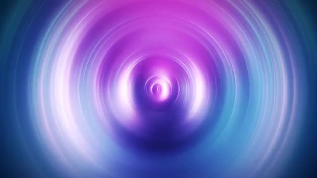 Pink-blue Vortex: Stock Motion Graphics