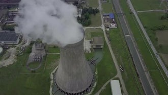 Industrial Pollution: Stock Video