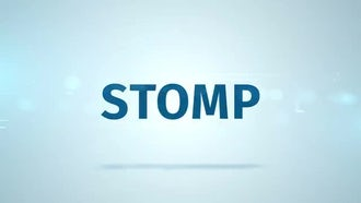 Stomp Typo Logo: After Effects Templates