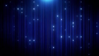 Blue Glitter VJ Background: Motion Graphics