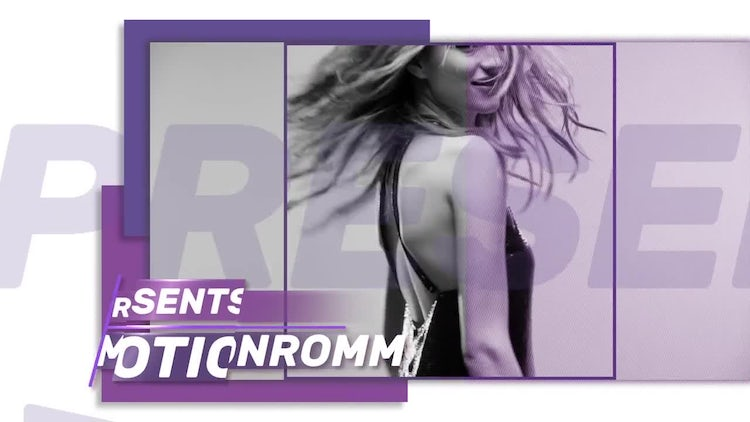 Fashion: After Effects Templates