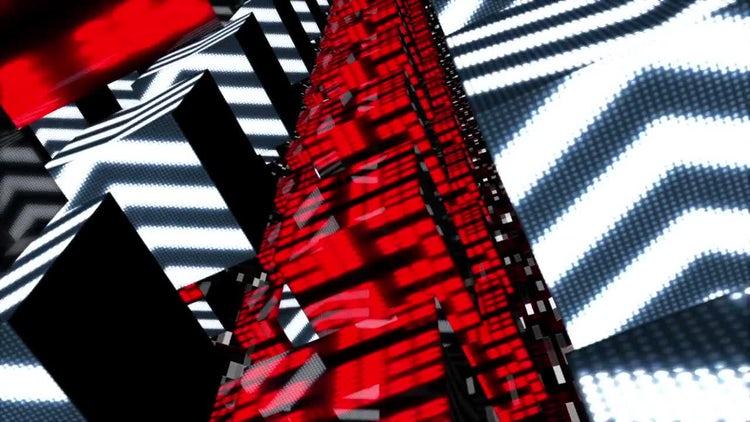 Disco Light: Motion Graphics