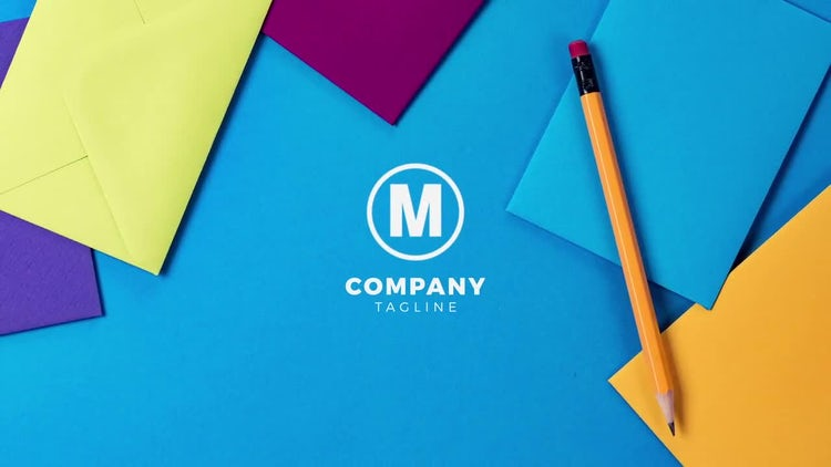 Simple Logo Reveal 2: After Effects Templates