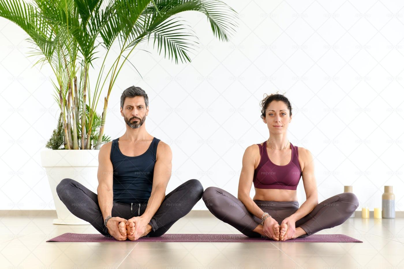 Yoga Meditation: Stock Photos