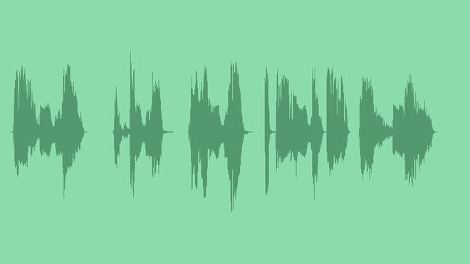 Women's Negative Reactions: Sound Effects