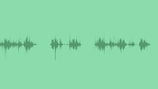 Big Shopping Bag: Sound Effects