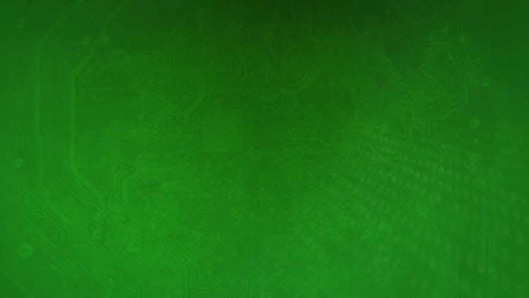 Technology Inspired Background: Motion Graphics