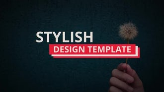 Creative Titles Pack: After Effects Templates