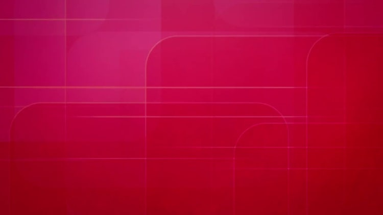Abstract Red Background: Motion Graphics
