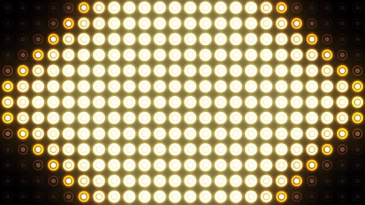 VJ Light Panel Backgrounds: Motion Graphics