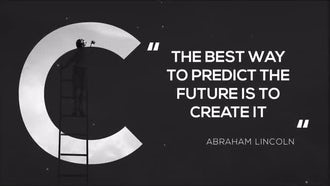 Alphabet Quotes: After Effects Templates