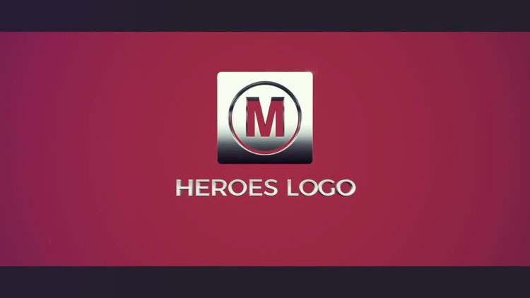 Stomp Hero Logo: After Effects Templates