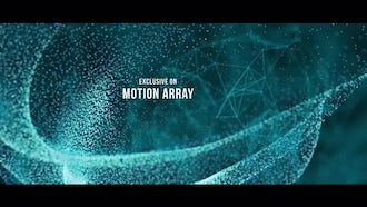 Cinematic Particles: After Effects Templates