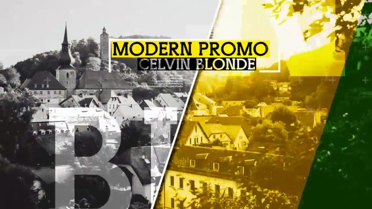 My Promo: After Effects Templates