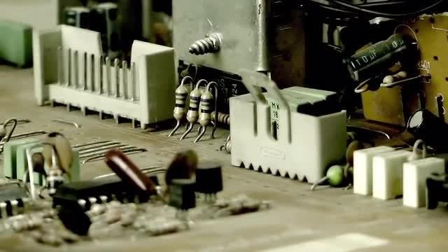Electronic Hardware: Stock Video