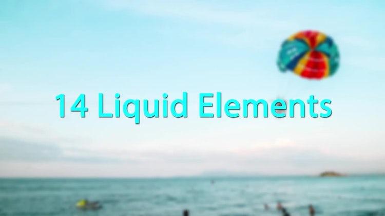 Liquid Animation: Stock Motion Graphics