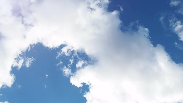 Cloud Background: Stock Video