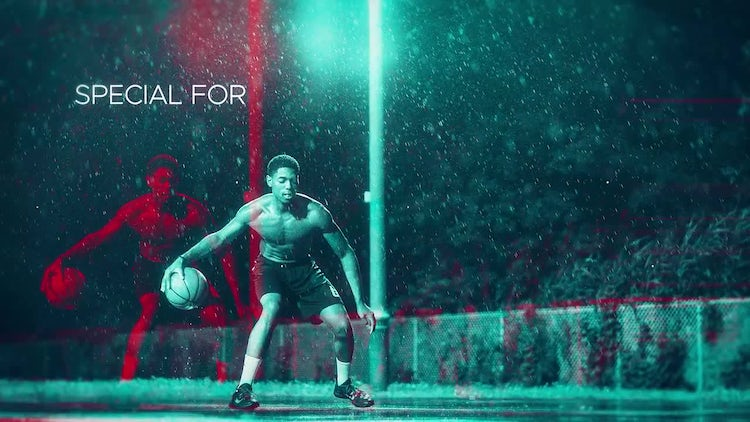 Stomp Chromatic: After Effects Templates