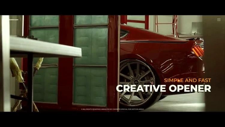 Cinematic Media Opener: Premiere Pro Templates