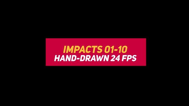 Liquid Elements Impacts 01-10: Motion Graphics