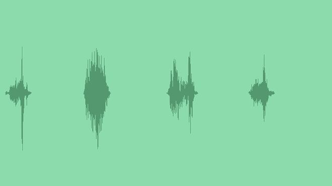 Lock Pneumatic: Sound Effects