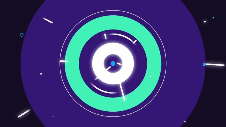 Flat Logo Opener: After Effects Templates