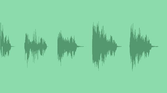 Modern Digital Interface Sounds: Sound Effects