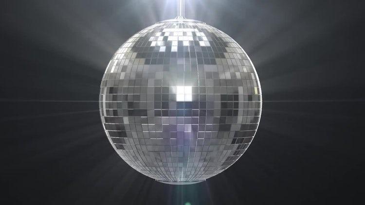 Disco Ball: Motion Graphics