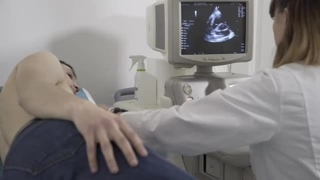 Ultra sound: Stock Video