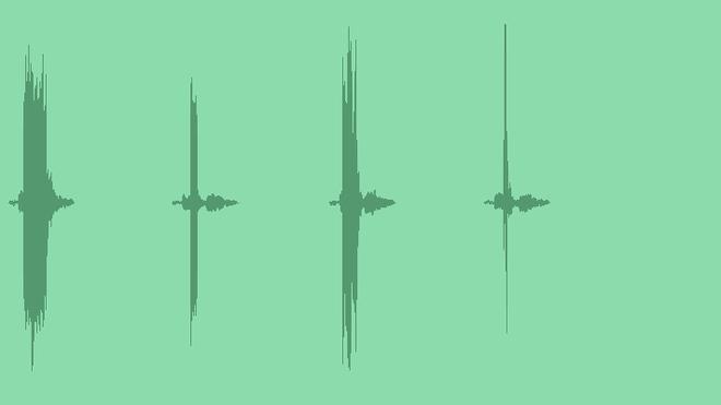 Scanning Barcode Beeps: Sound Effects