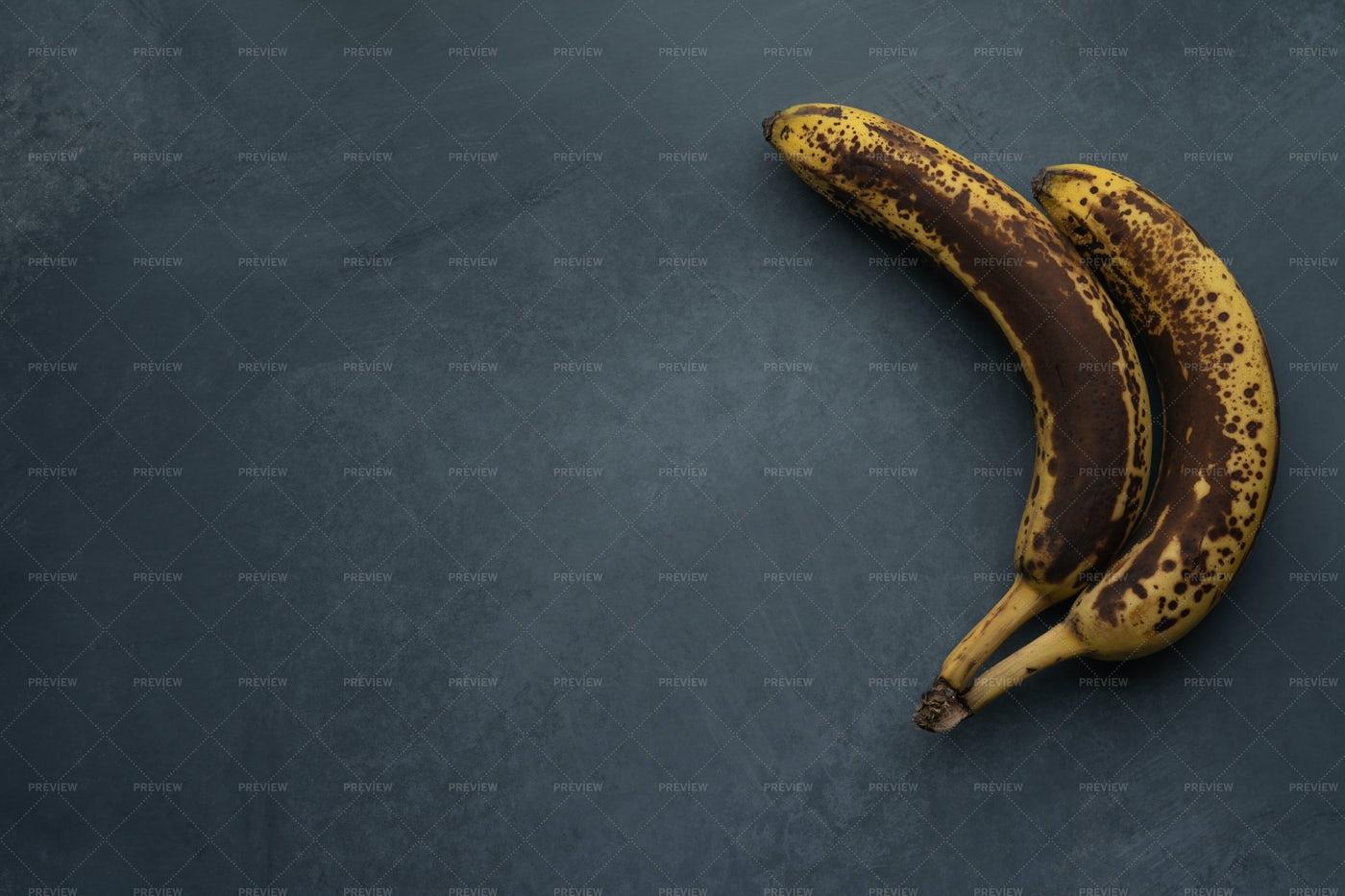 Ugly Bananas: Stock Photos