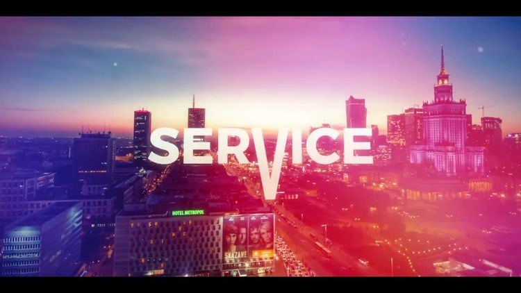 Fast Typo Promo: After Effects Templates