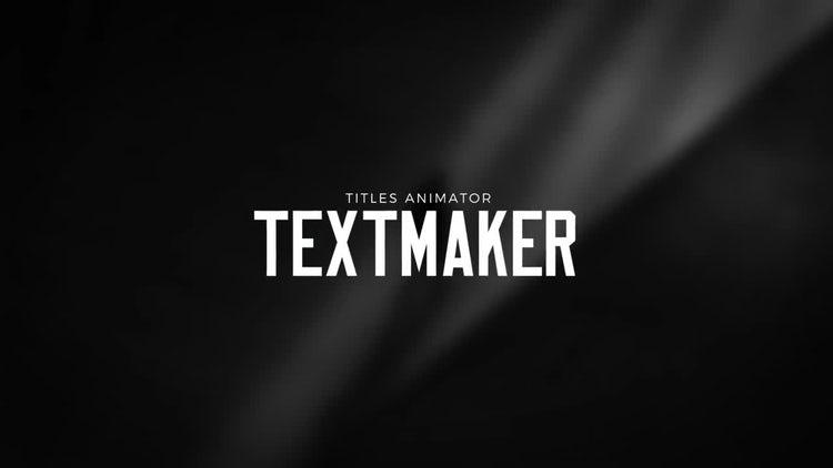 Titles Animator - Digital Glitch Reveal: Premiere Pro Templates