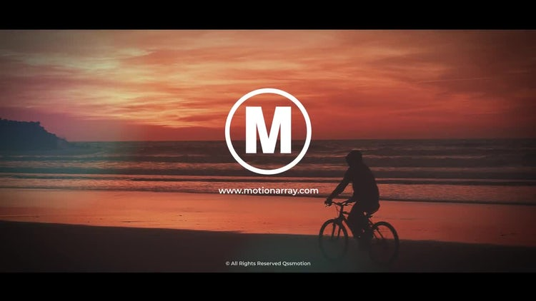 Clean Stomp Intro: After Effects Templates